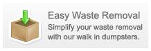 customer service dumpster rentals
